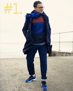 AW14 # 1 Look
