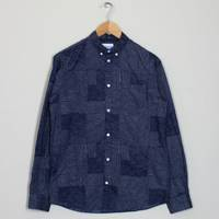 #1 Anton Dot Collage Shirt