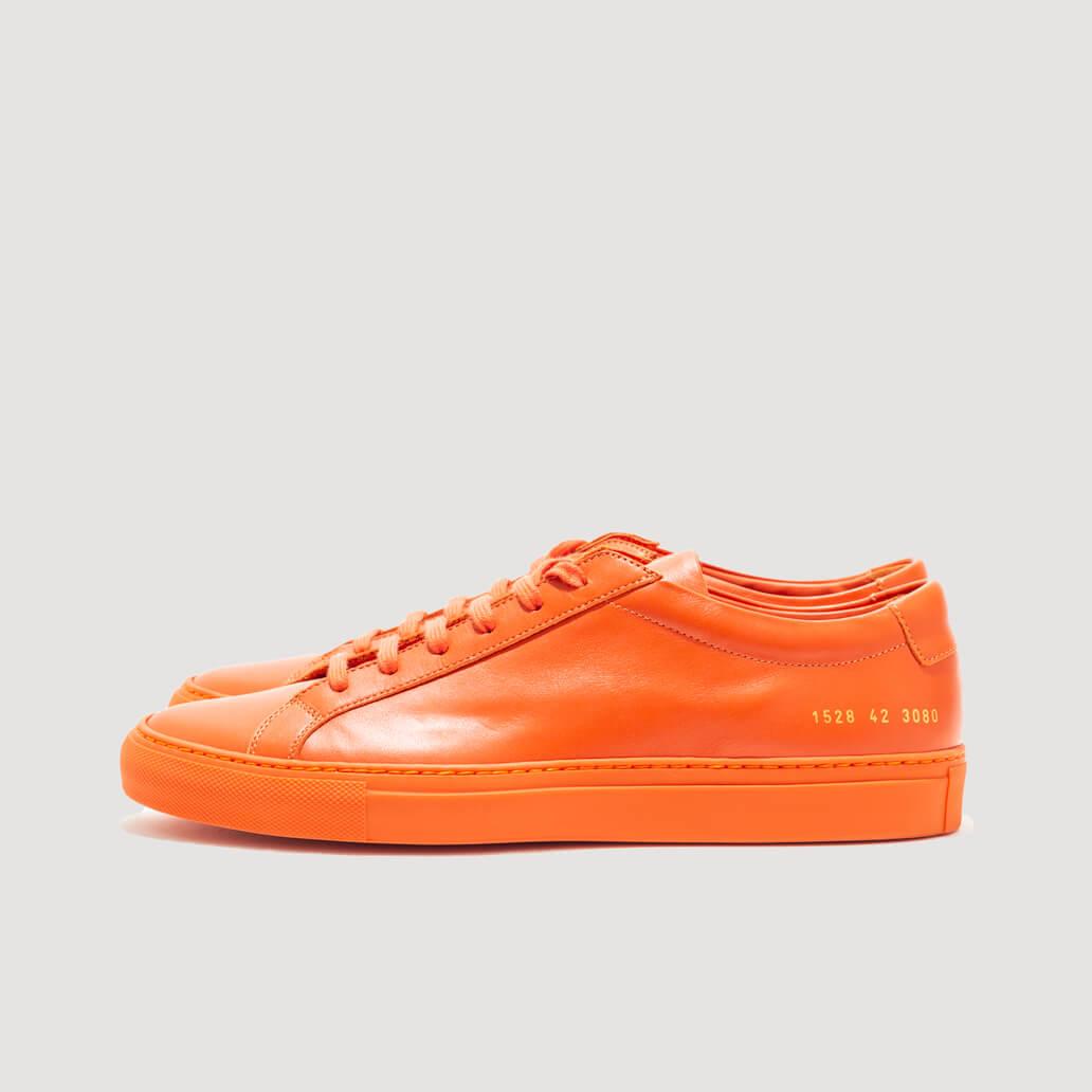 Achilles Low - Orange
