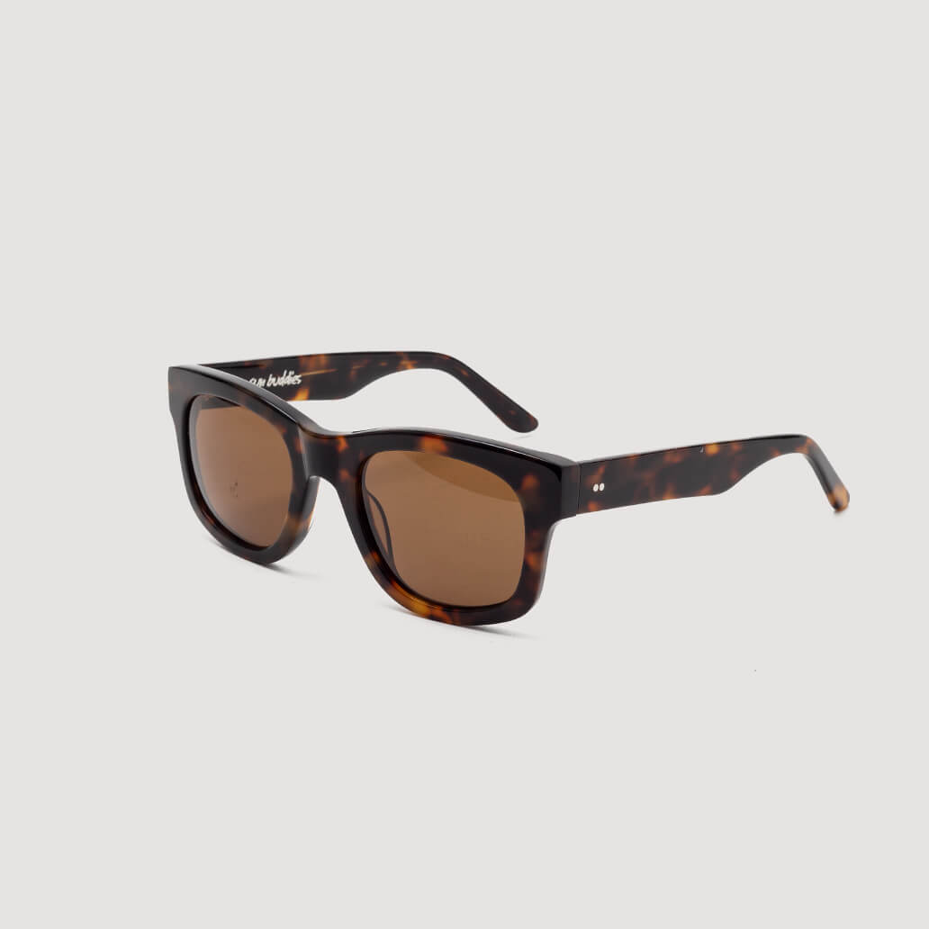 Bibi Sunglasses - Brown Tortoise