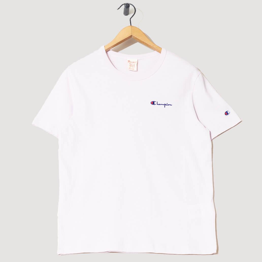 Crew Neck T-Shirt - Lilac