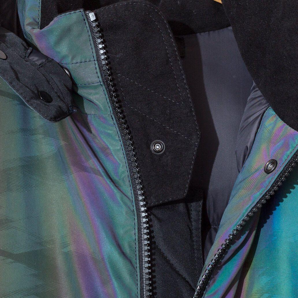 Down Parka Scarabeo Jacket 70603 Musk (10TH Anniversary