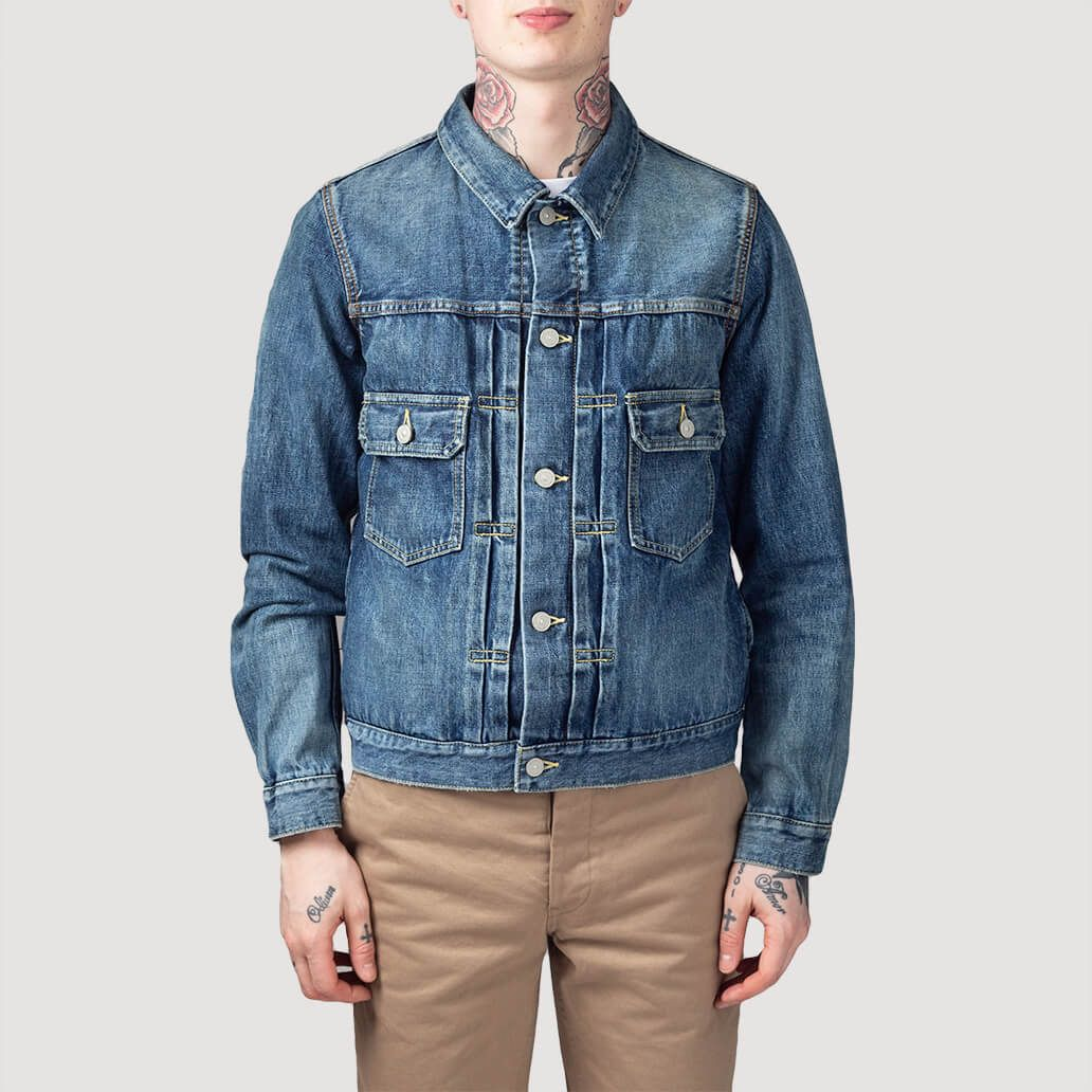purchase original Official Website hot-selling clearance SS 101 Jacket - Denim