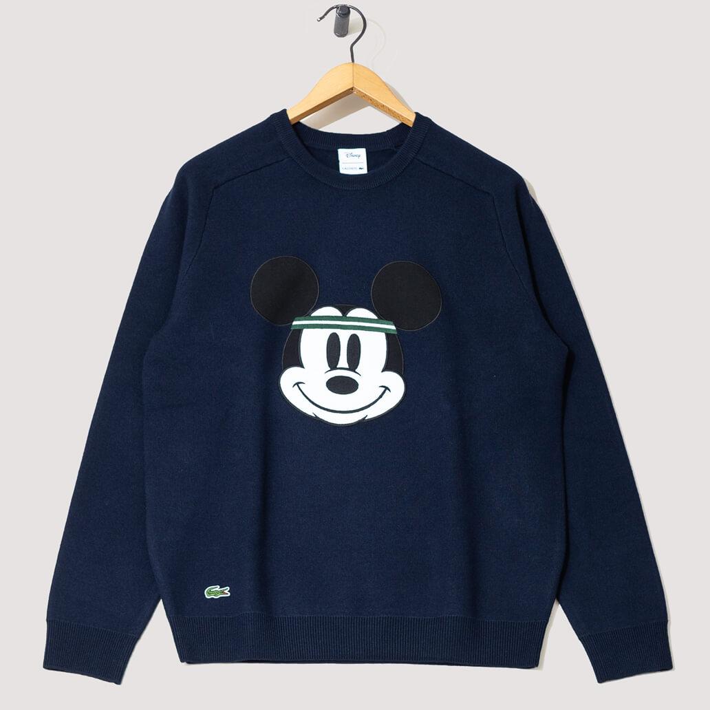 Disney Mickey Knit - Navy