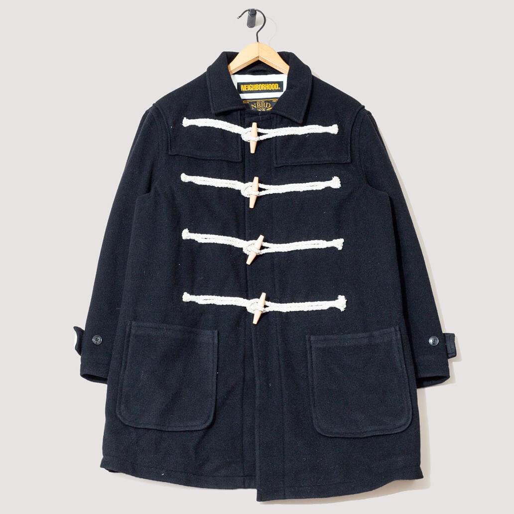 Duffle / W-Coat - Black