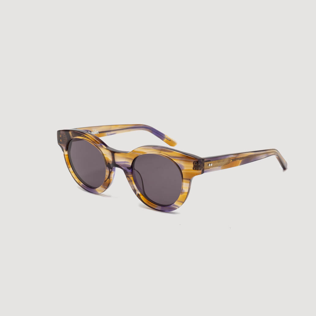 Edie Sunglasses - Lava Lamp