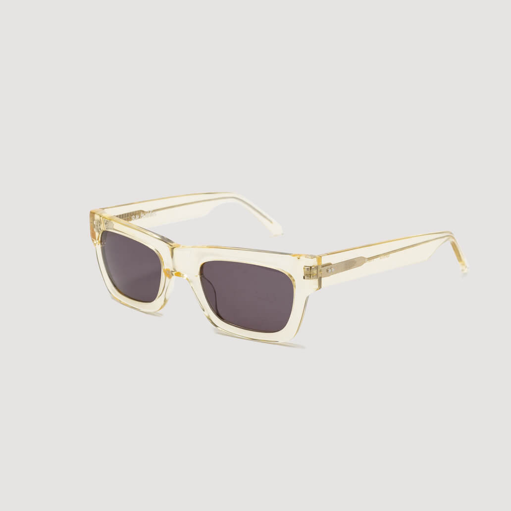 Greta Sunglasses - Melted Butter