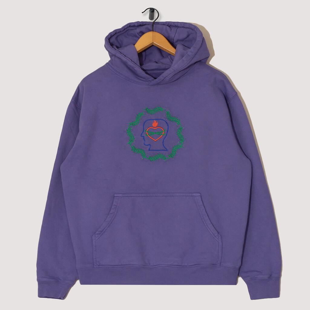 Lovebond Hoodie - Lavender