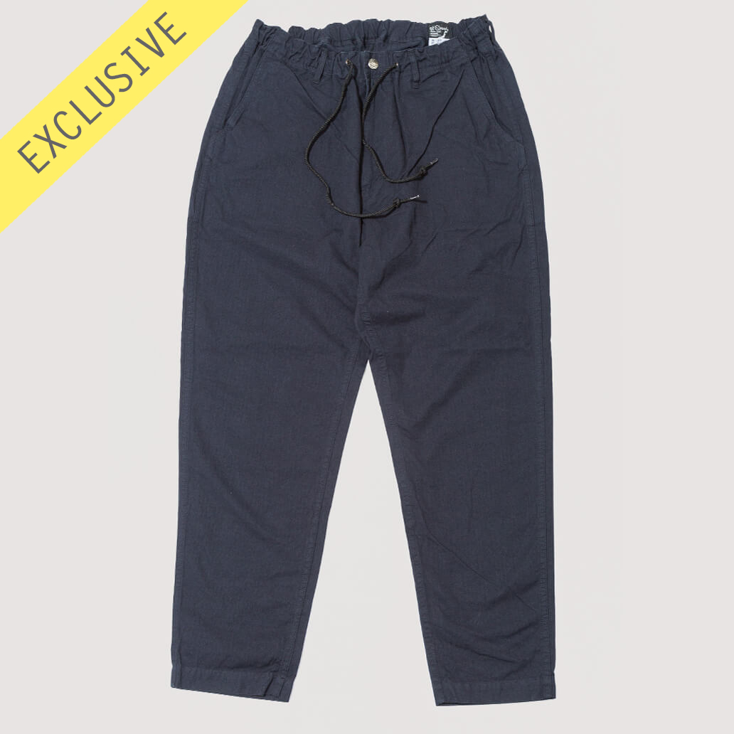New Yorker Pant - Navy