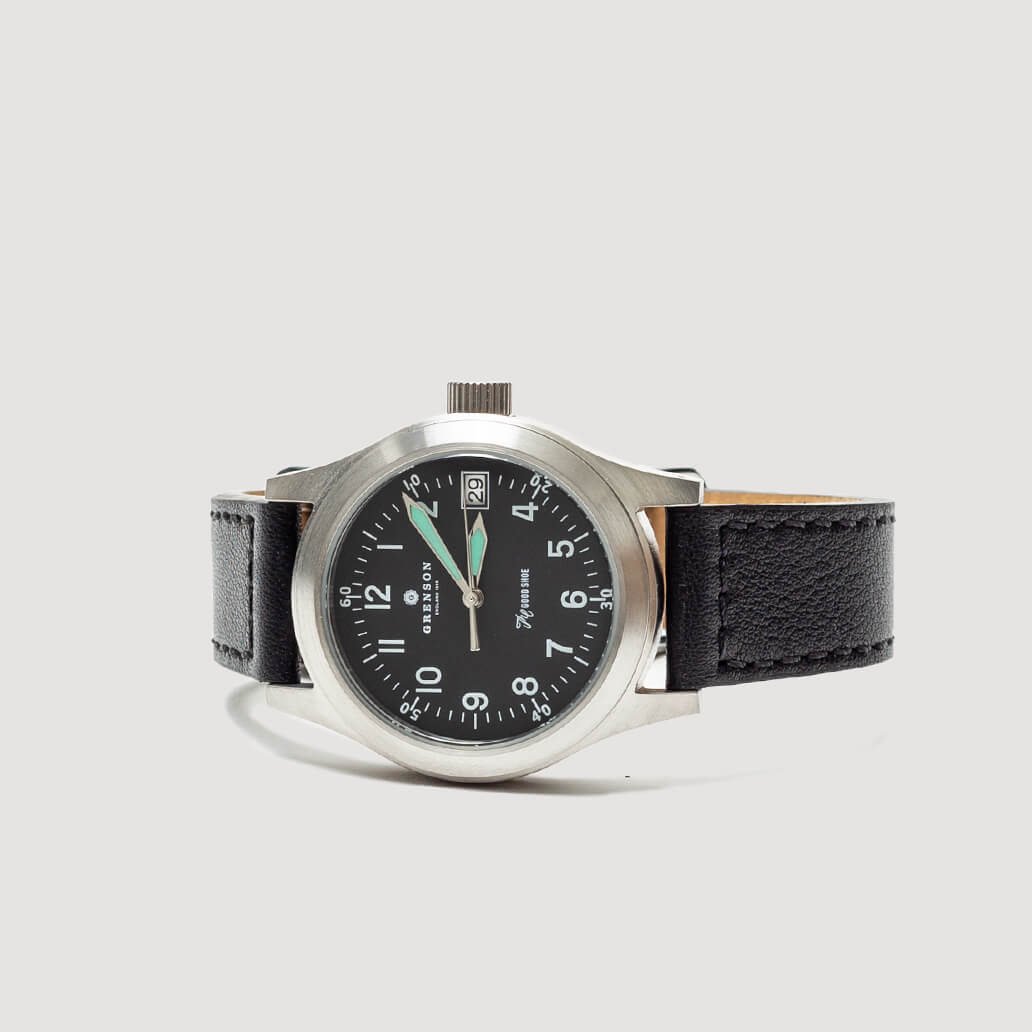 Pilot 37.5 Watch - Black
