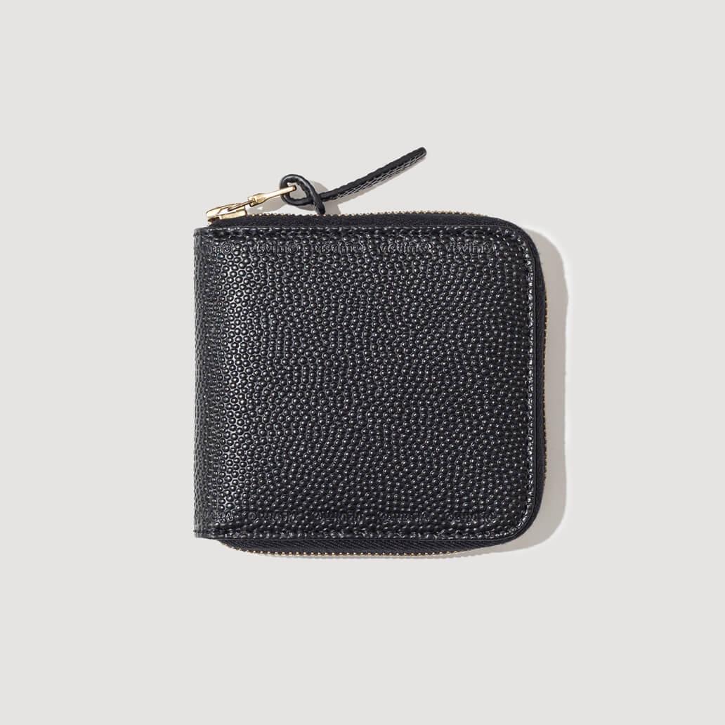 Sixth Man Bi-Fold Wallet - Black