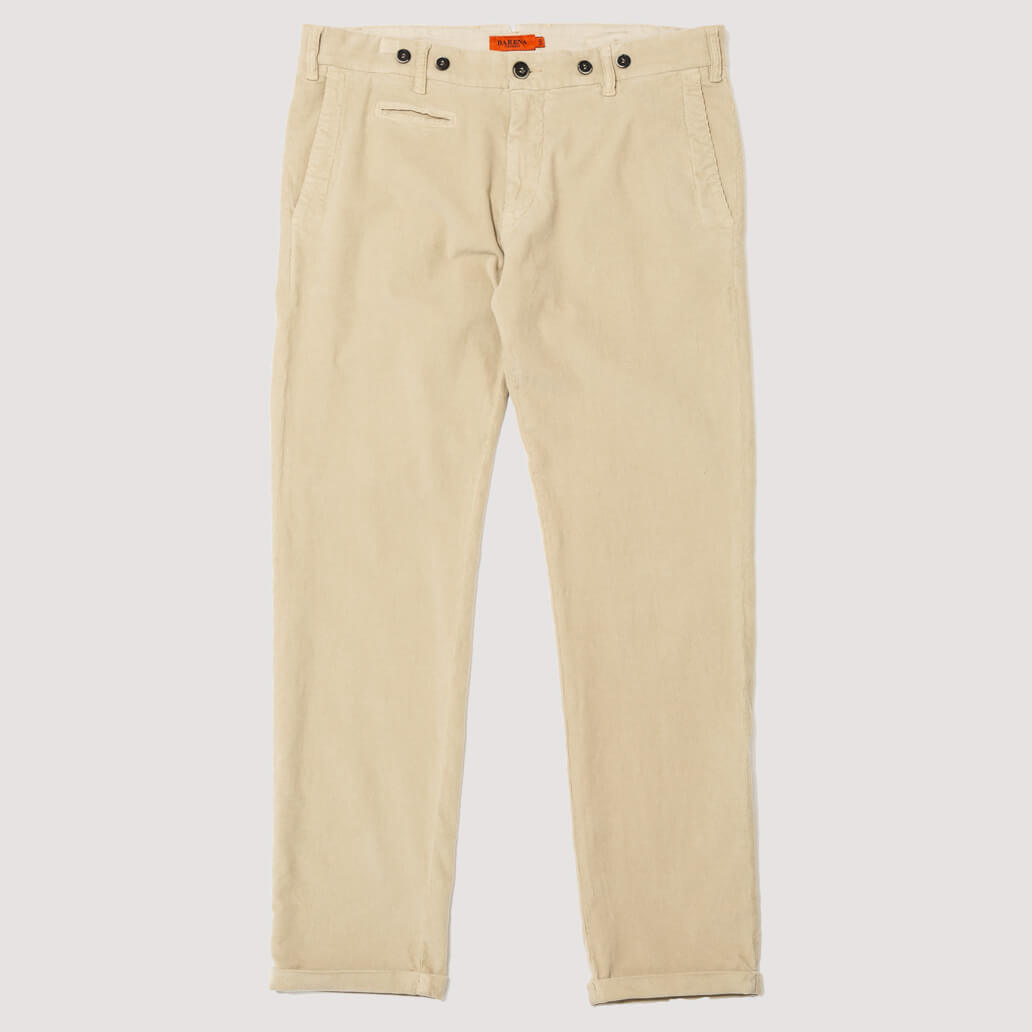 Trouser Rampin Sarza - Sabbia
