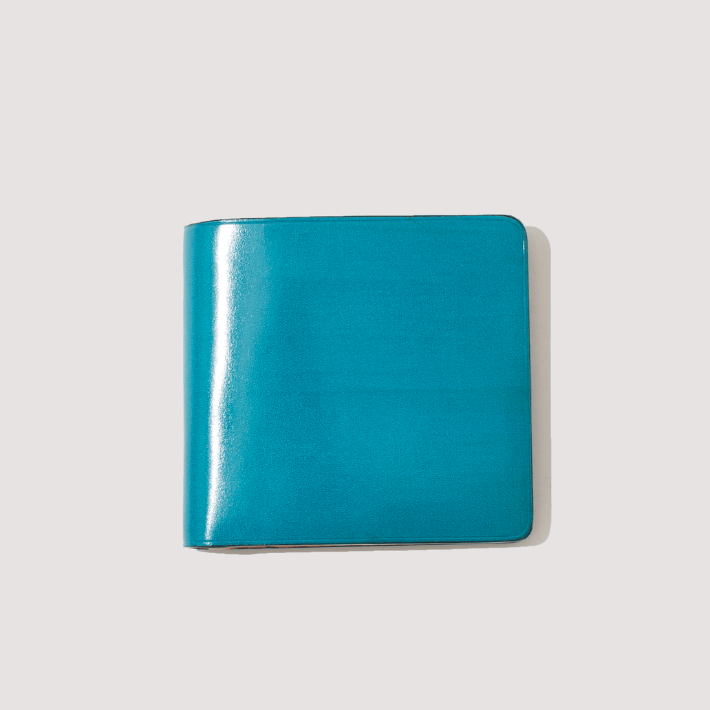 Wallet with Coin Pouch - Brilliant Blue