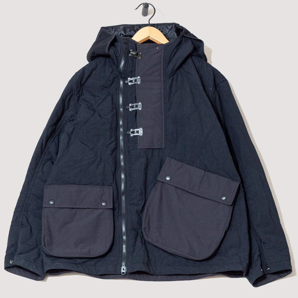 WWP / N-Jacket - Black