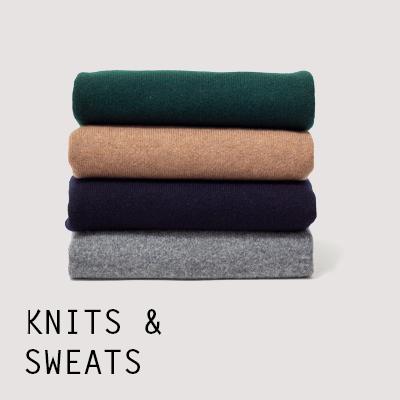 Knits & Sweats